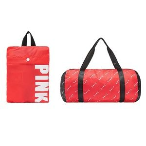 VICTORIA`S SECRET PINK Packable Duffle Bag